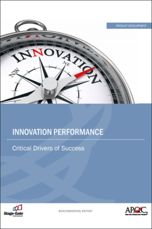 Innovation Performance: Critical Drivers of Success